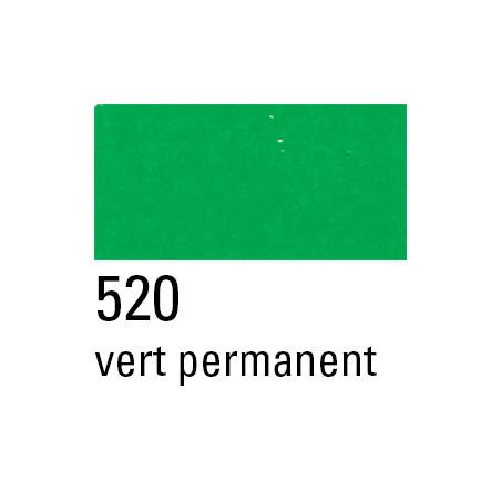 SCHMINCKE ENCRE AQUA LINO 250ML 520 VERT PERMANENT/SERA SUPPRIME
