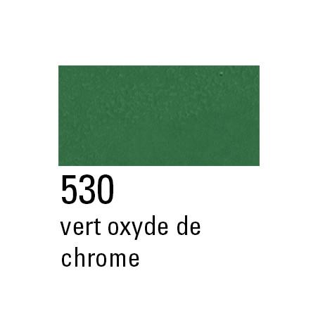SCHMINCKE ENCRE AQUA LINO 120ML 530 TON VERT OXYDE CHROME