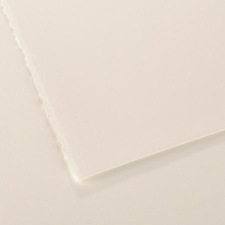 CANSON PAPIER EDITION 250G 56X76CM BLANC ANTIQUE