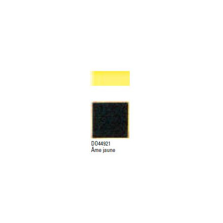 DOREE C-COLLE AME JAUNE 1.7MM 81X101.5CM 44921 NOIR