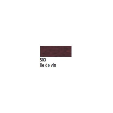 CANSON CONTRECOLLE 1.5MM 60X80CM 503 LIE DE VIN