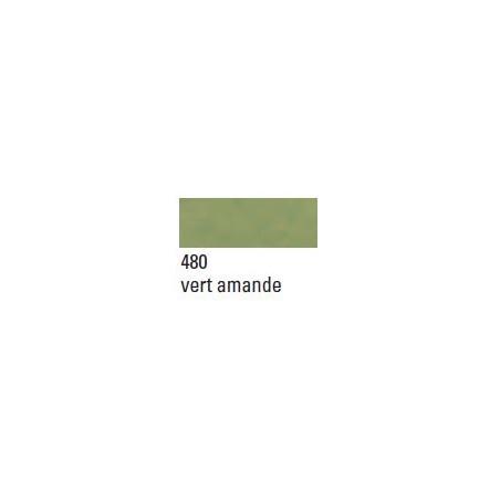CANSON CONTRECOLLE 1.5MM 60X80CM 480 VERT AMANDE