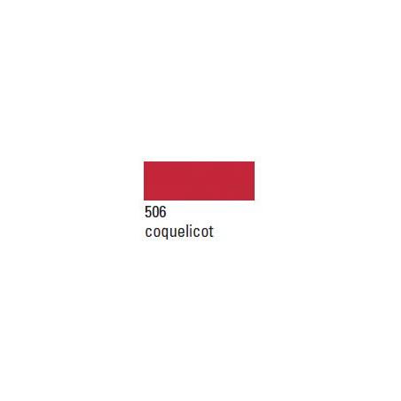 CANSON CONTRECOLLE 1.5MM 80X120CM 506 COQUELICOT