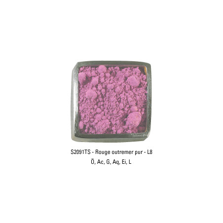 GUARDI PIGMENT 150G S2091TS ROUGE OUTREMER PUR
