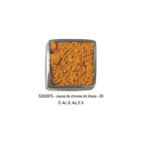 GUARDI PIGMENT 200G S2309TS JAUNE CHROME TITANE