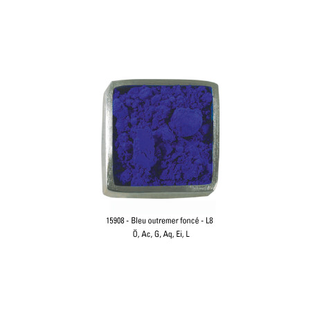 GUARDI PIGMENT 250G 15908 OUTREMER FONCE