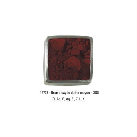 GUARDI PIGMENT 250G 15702 BRUN OXY FER MOYEN