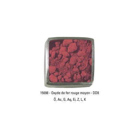 GUARDI PIGMENT 250G 15698 ROUGE  OXY FER MOYEN