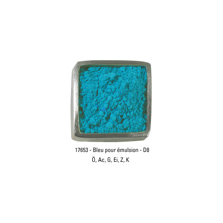 GUARDI PIGMENT 250G 17653 BLEU EMULSION