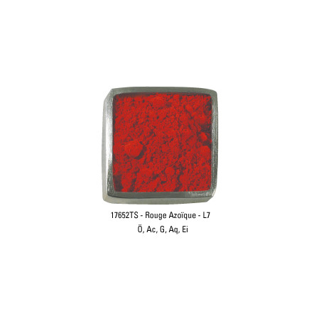 GUARDI PIGMENT 200G 17652 ROUGE  AZO