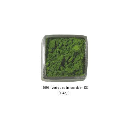 GUARDI PIGMENT 250G 17650 VERT CADMIUM CLAIR