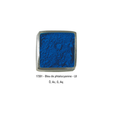 GUARDI PIGMENT 250G 17301 BLEU PHTALO 250G