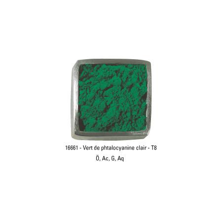 GUARDI PIGMENT 250G 16661 VERT PHTALO CLAIR