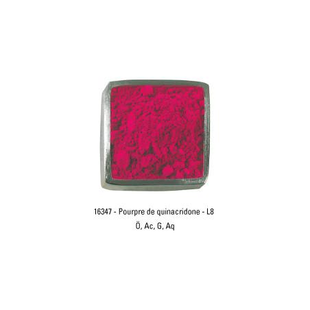 GUARDI PIGMENT 250G 16347 POURPRE QUINACRIDONE