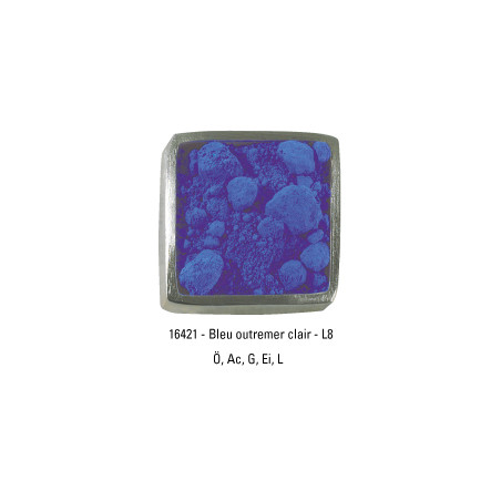 GUARDI PIGMENT 250G 16421 OUTREMER CLAIR