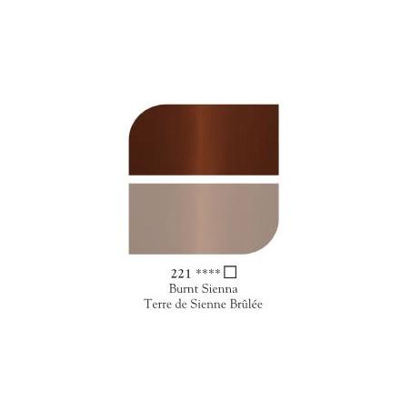 GEORGIAN HUILE FINE 225ML 221 TERRE DE SIENE BRULE