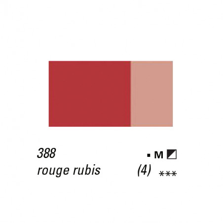 LB HUILE EF S4 388 40ML ROUGE RUBIS