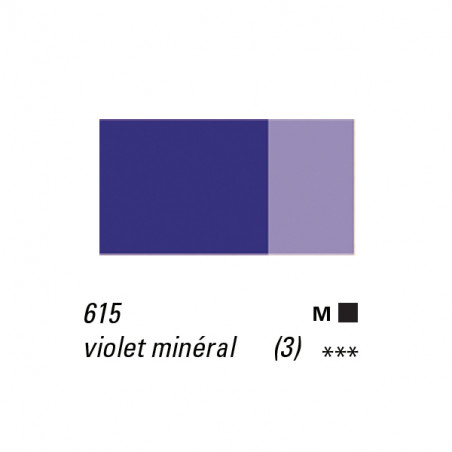 LB HUILE EXTRA FINE 40ML S3 615 VIOLET MINERAL  -SUPPRIME-