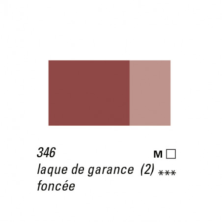 LB HUILE EXTRA FINE 40ML S3 346 LAQUE GARANCE FONCE  -SUPPRIME-