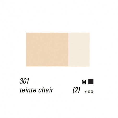 LB HUILE EXTRA FINE 40ML S2 301 TEINTE CHAIR  -SUPPRIME-