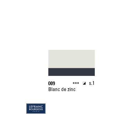 LB HUILE EF S1 009 40ML BLANC DE ZINC