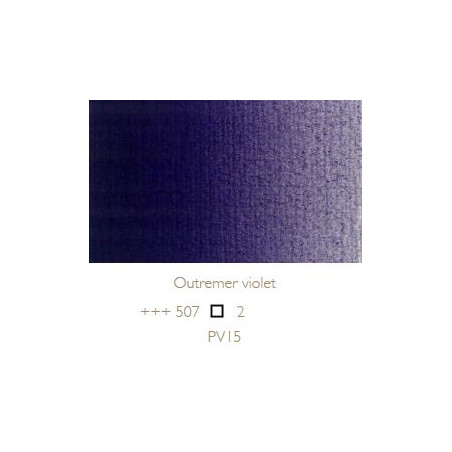 REMBRANDT HUILE EXTRA FINE 40ML S2 507 OUTREMER VIOLET