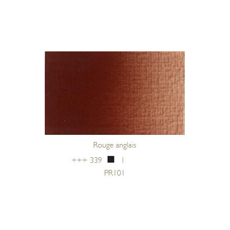 REMBRANDT HUILE EXTRA FINE 40ML S1 339 ROUGE ANGLAIS