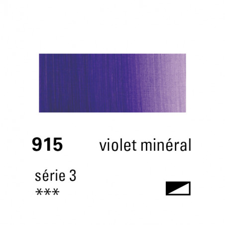 SENNELIER HUILE EXTRA FINE 40ML S3 915 VIOLET MIN