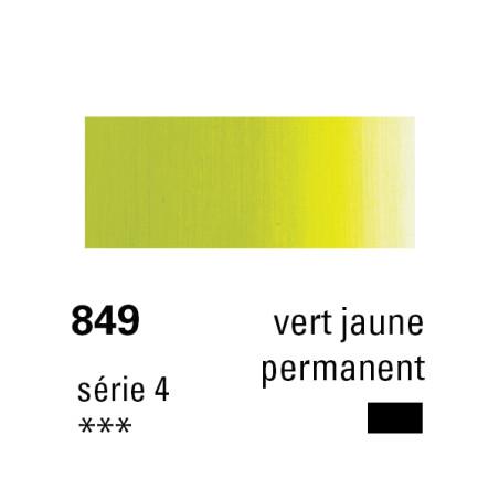 SENNELIER HUILE EXTRA FINE 40ML S4 849 VERT JNE PER.