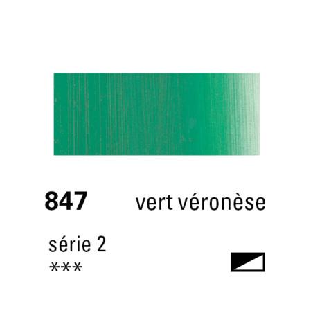 SENNELIER HUILE EXTRA FINE 40ML S2 847 T. VERT VERO