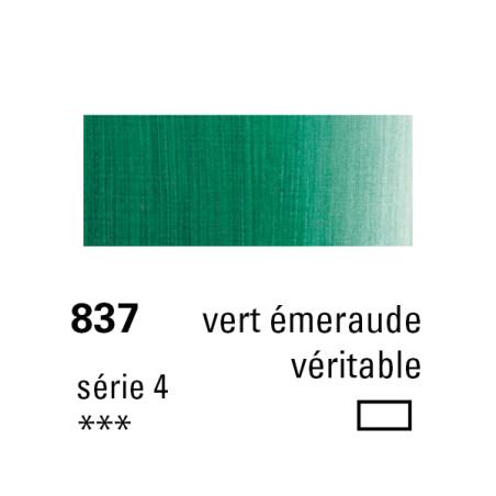 SENNELIER HUILE EXTRA FINE 40ML S4 837 VERT EMER V
