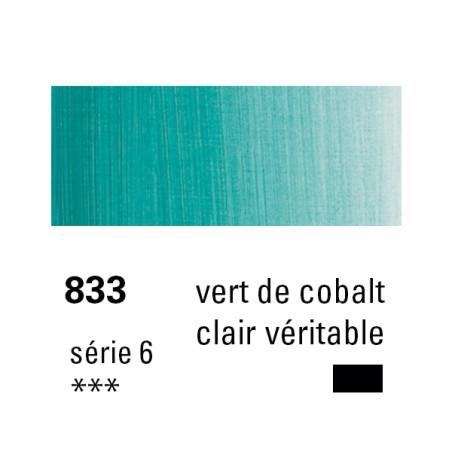 SENNELIER HUILE EXTRA FINE 40ML S6 833 VERT CAD CLAIR VERIT