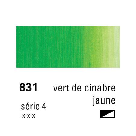 SENNELIER HUILE EXTRA FINE 40ML S4 831 VERT CIN JNE