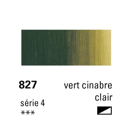 SENNELIER HUILE EXTRA FINE 40ML S4 827 VERT CIN CL