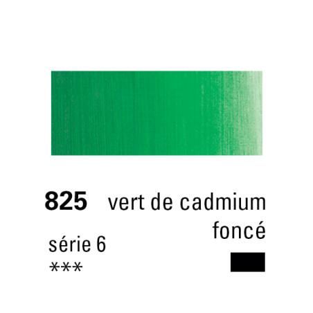 SENNELIER HUILE EXTRA FINE 40ML S6 825 VERT CAD FONCE VERIT