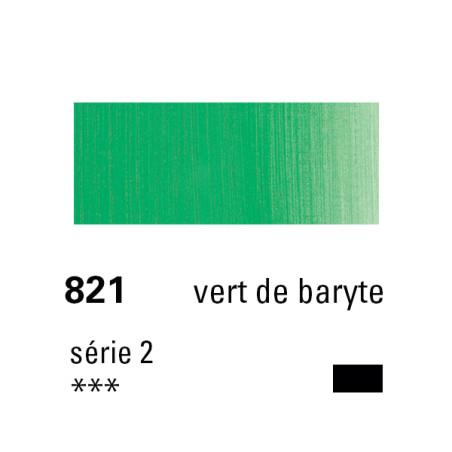 SENNELIER HUILE EXTRA FINE 40ML S2 821 VERT BARYT