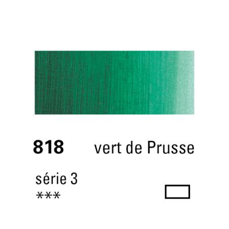 SENNELIER HUILE EXTRA FINE 40ML S3 818 VERT PRUSSE