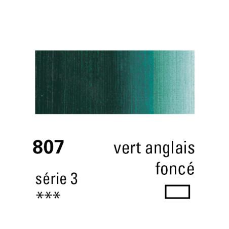 SENNELIER HUILE EXTRA FINE 40ML S3 807 VERT ANG FC