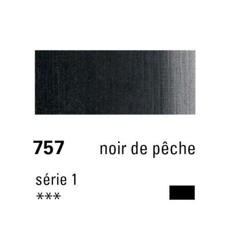 SENNELIER HUILE EXTRA FINE 40ML S1 757 NOIR P