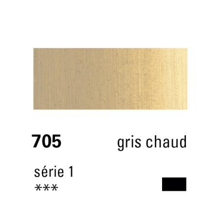 SENNELIER HUILE EXTRA FINE 40ML S1 705 GRIS CHAUD