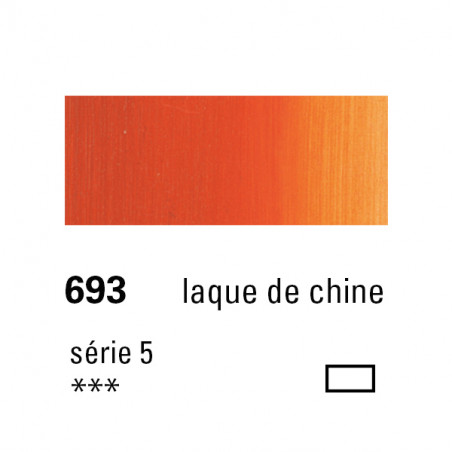 SENNELIER HUILE EXTRA FINE 40ML S5 693 LAQ CHINE