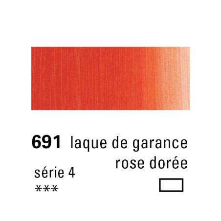SENNELIER HUILE EXTRA FINE 40ML S4 691 LAQ GAR ROS D