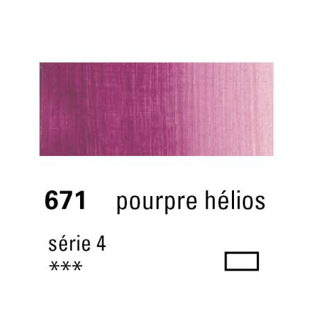 SENNELIER HUILE EXTRA FINE 40ML S4 671 POURP HELIOS