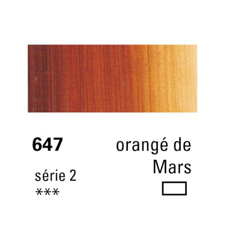 SENNELIER HUILE EXTRA FINE 40ML S2 647 ORANG MARS