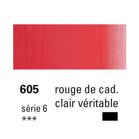 SENNELIER HUILE EXTRA FINE 40ML S6 605 RGE CAD CL VERIT
