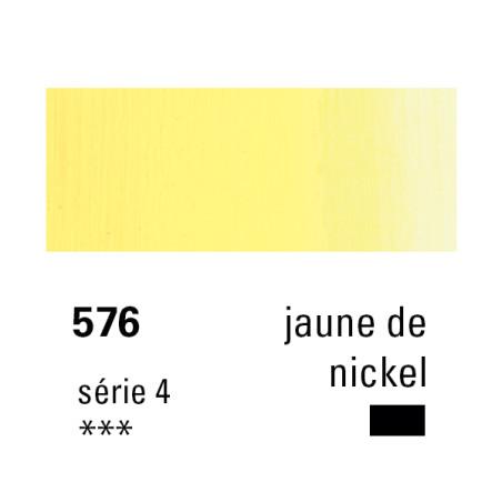 SENNELIER HUILE EXTRA FINE 40ML S4 576 JNE NICKEL