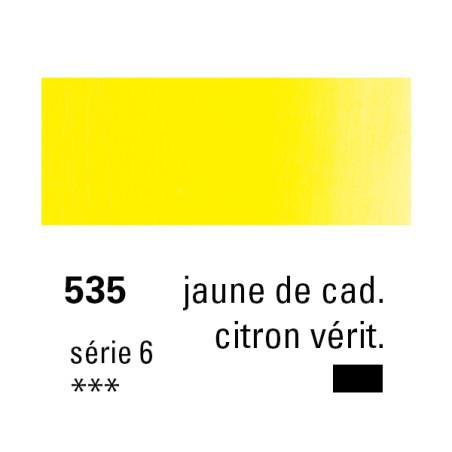 SENNELIER HUILE EXTRA FINE 40ML S6 535 JNE CAD CIT VERIT