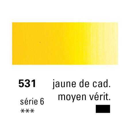 SENNELIER HUILE EXTRA FINE 40ML S6 531 JNE CAD VER MOY