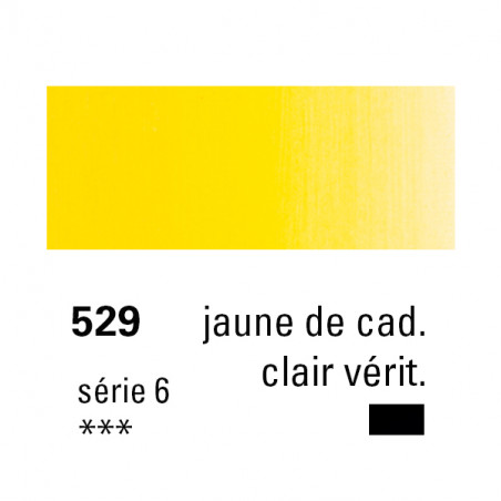 SENNELIER HUILE EXTRA FINE 40ML S6 529 JNE CAD CL VER.