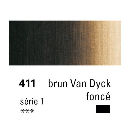 SENNELIER HUILE EXTRA FINE 40ML S1 411 B.V.DYCK FC